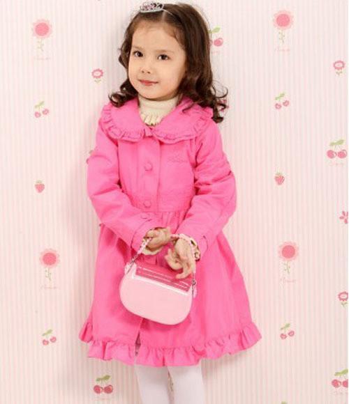 超可爱的小公主甜美冬装,圣诞必备!