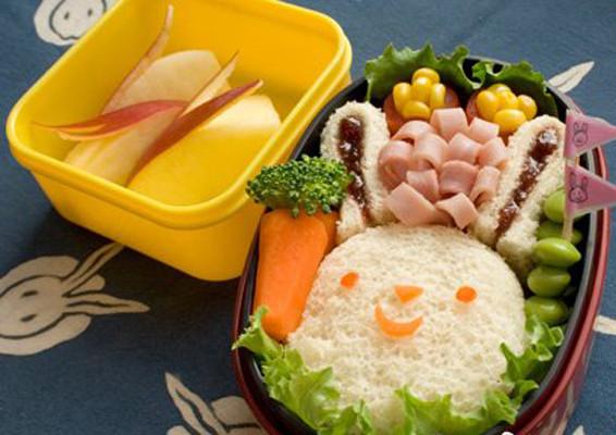 超级可爱的20款宝宝午餐便当(组图)