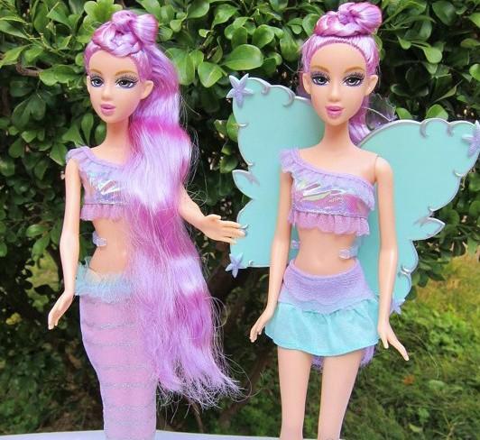 时尚芭比娃娃_给时尚芭比娃娃_时尚芭比娃娃图片